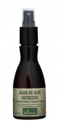 Água de Aloe Nutritiva - Cosmético Orgânico, Vegano e Natural Livealoe